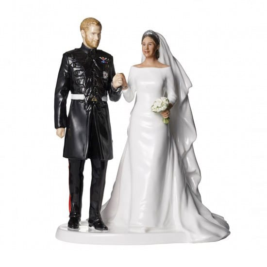 "Royal Wedding-HN5929:<br>Royal Wedding Harry and Meghan<br>Height:7""<br>Intro Date: 2019"
