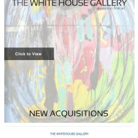 The White House – New Acquisitions – April Exhibition 2016
