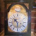 Early 18th century bracket clock stolen